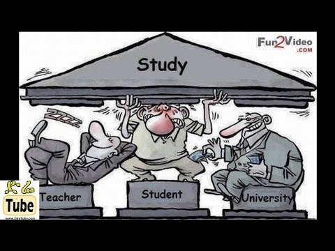 Funny Jokes on University Students