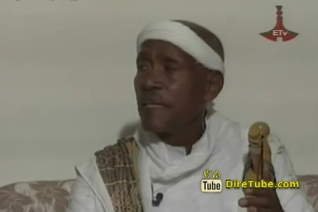 Interview with Ethiopian Traditional Music Legend Alemayehu Fanta