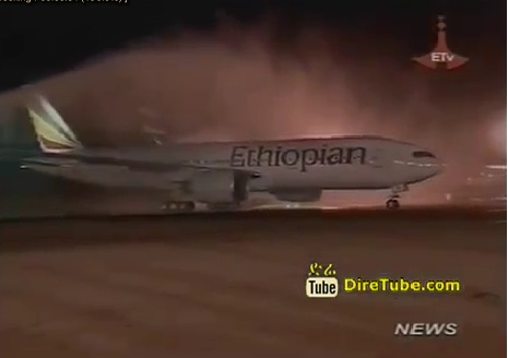 Ethiopian Airlines Receives Award for Pioneering African Renaissance