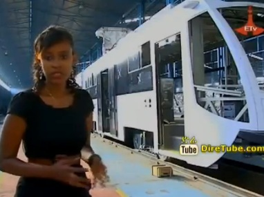 Addis Ababa Light Railway Project