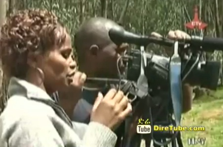 The Successful Ethiopian Female Film Director Adanech Admassu