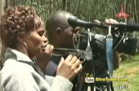 The Successful Ethiopian Female Film Director Adanech Admassu