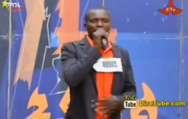 Damtew Demssie Vocal Contestant From Harar