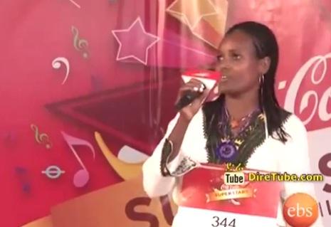 Coca-Cola Superstars - Emawayesh Getaneh - 1st Round Episode 02