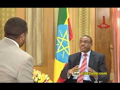 PM Hailemariam Desalegn talks about Ethiopians in Saudi