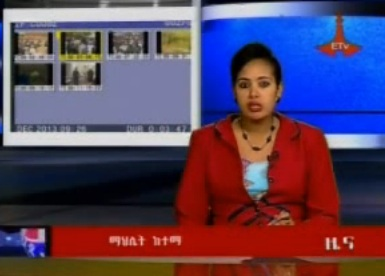 The Latest Amharic News Dec 09,2013