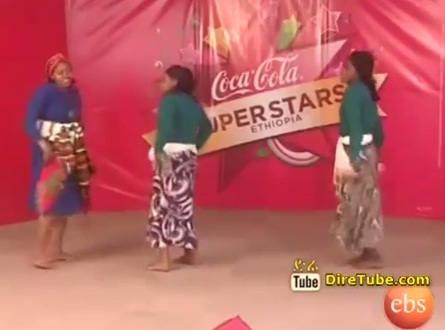 Bitew Traditional Dance Group - 1st Round Episode 03