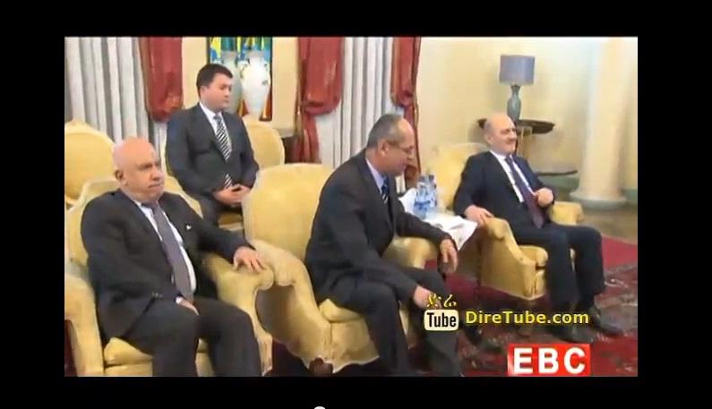 President Dr Mulatu calls on Turkish Investors to Engage in Ethiopia