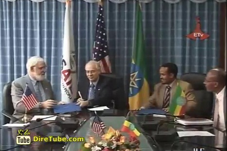 Ethiopia, US sign $1.54b development assistance deal
