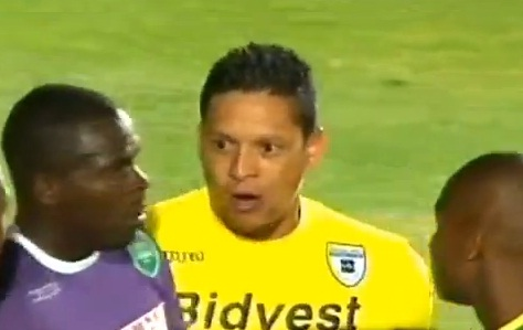 Absa - Tapuwa Kapini FAIL vs Bidvest Wits - Getaneh Kebede Goal
