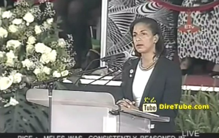 Remarks by US Ambassador Susan E. Rice at Meskel Square