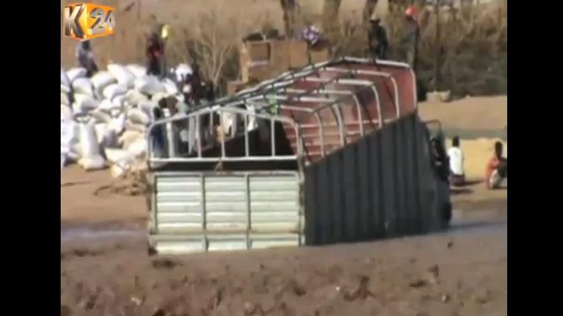 Floods Render Link Road To Sudan, Ethiopia Impassable