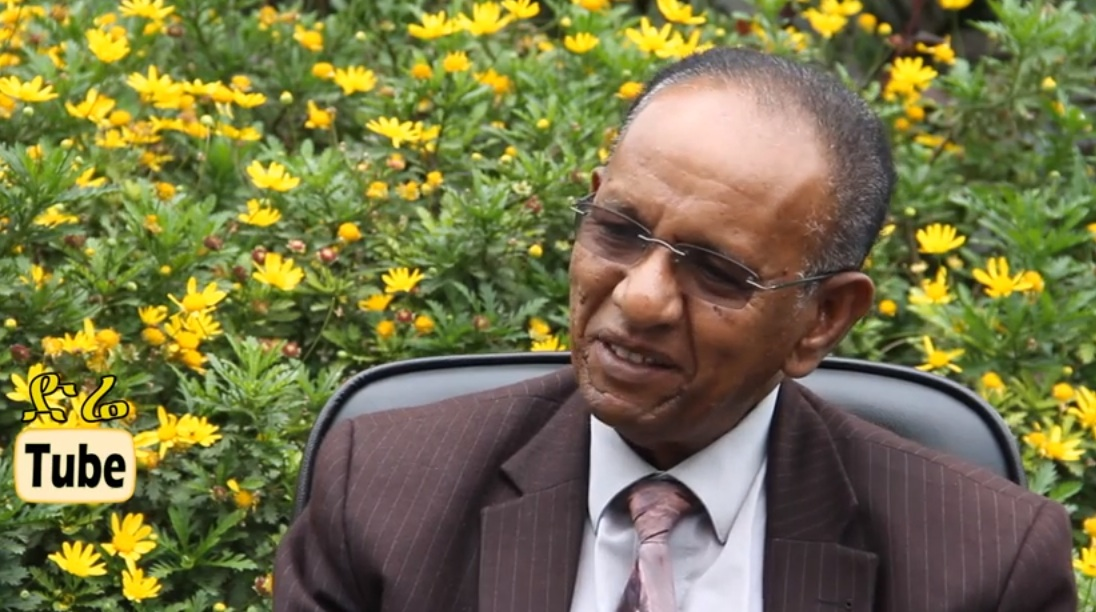 Interview with EMA President and Roha Band Member Ato Dawit Yefru