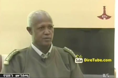 National Defence Forces Chief Samora Yunis Reaction on Meles Death