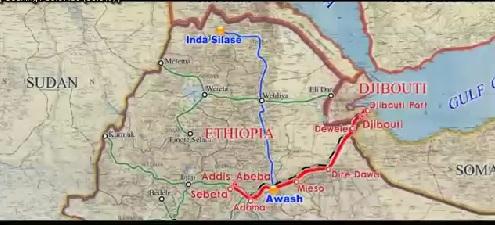Video we Found - Ethiopia, Addis Ababa - Djibouti Railway Project [HD]