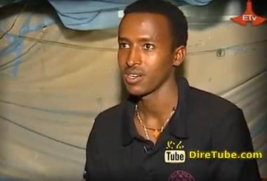 Outstanding Student from Dilla University- Mulubirhan G/Selassie