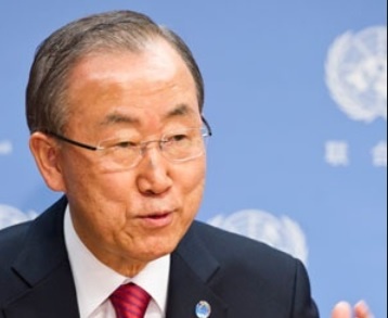 Don't cling to power, UN chief tells African leader