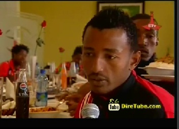 Ethiopian St. George Preparing for a Match with Zamalak