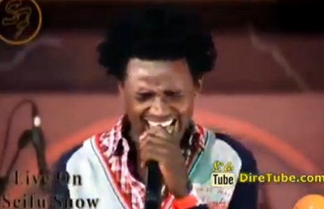 Ziggy Zaga - Performing Live on Seifu Fantahun Show
