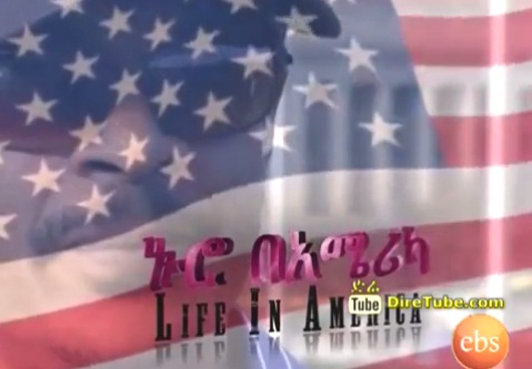 Abebe Mulugeta talk about life in America - Life in America