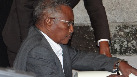 Puntland President express sadness over passing of PM Meles