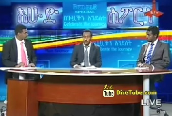 Details on Ethiopian and Worlds Sport Highlights of the Week
