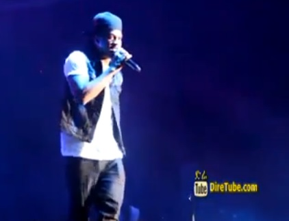 DireTube - P.square Concert in Ethiopia Part - 2