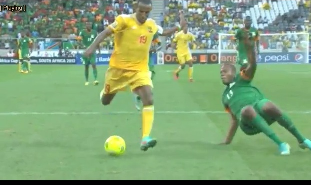 Watch the Top 5 Goals of the so far Afcon Matches