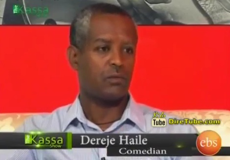 Interview With Comedian Dereje Haile - Part 1