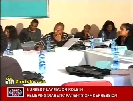 Nurses play major role in relieving diabetic patients off depression