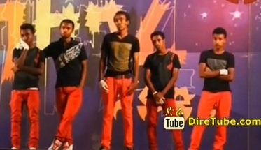 City Boys Dance Contestant Crew from Adama