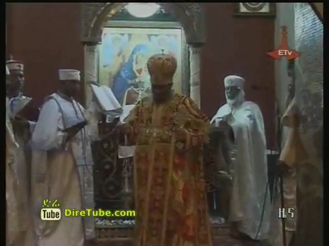 Ethiopian Christians Celebrate Easter Peacefully