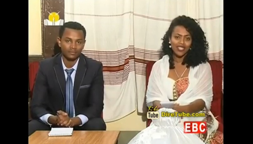 2007 Ethiopian Christmas Special Program From Addis TV