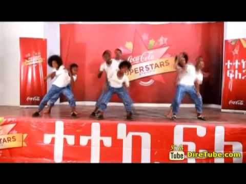 Lucy Dance Contestant Crew From Addis Ababa