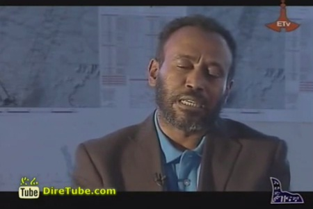 Engineer Semegnew Bekele Brief about Renaissance Dam Plan
