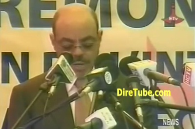 Ethiopian News - PM Meles Contribution for IGAD Africa