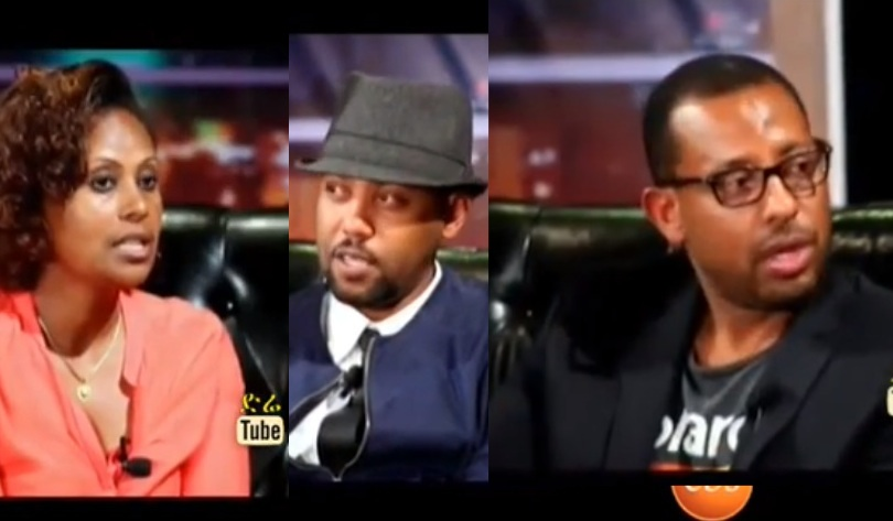 Seifu Fantahune Show - The Latest Episode with Abinet Agonafir and Difret Film