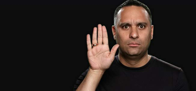 Why Russell Peters Hates The World Cup