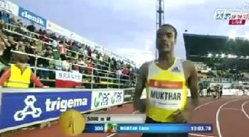 Ostrava 5000m, Bekele vs lalang