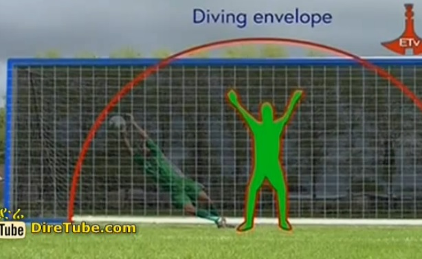 British Scientists Claim a way for Scoring a Penalty