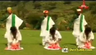 Collection of Ethiopian Nations and Nationalities Music Video May 1, 2013