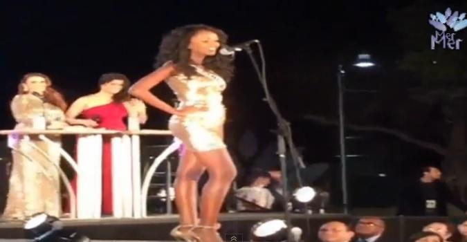 Hiwot Bekele - Miss Universe 2014 Presentation - Hiwot Bekele , Ethiopia