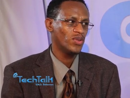 Amazing young Ethiopian Mechanical Engineer and Robotic Scientist - Dr.Yonas