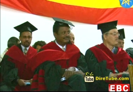 The Latest Amharic News From EBC October 25, 2014
