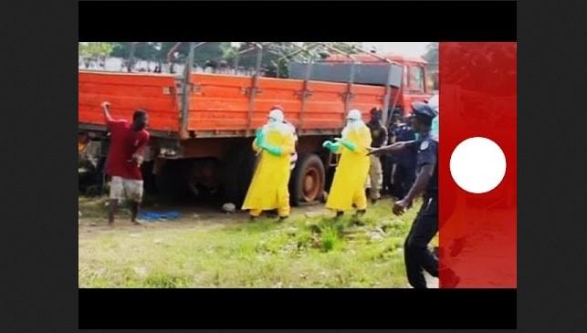 Ebola patient escapes quarantine, spreads panic in Monrovia (Liberia)