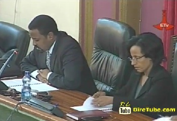 Ethiopian News - House looks into Performance report of Ministry of Transport