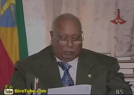 Ethiopian News - Ethiopian President Girma Wolde-Giorgis Sends best wish for Ginbot 20 Celebration