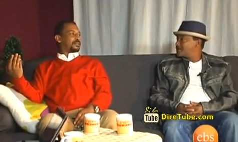 Meet Two Famous Comedians - Dokile and Temesgen Part 2