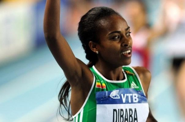 Ethiopian Genzebe Dibaba and Hagos Gebrehiwet Shine in Shanghai
