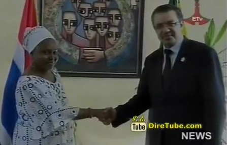 Ethiopia Signs Agreements With Gambia and Benin